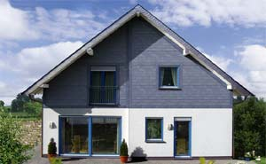 Rathscheck Schiefer - go to gable cladding